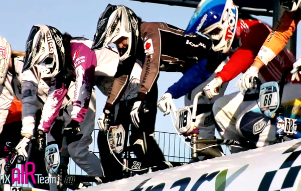 Nationalkader BMX Race / Docu