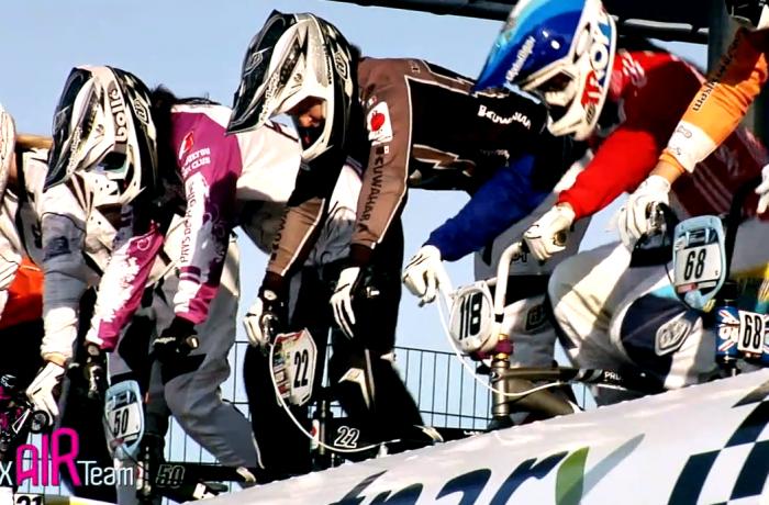 Nationalkader BMX Race / Docu