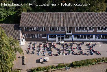 Grundschule Hinsbeck / Hexacopter