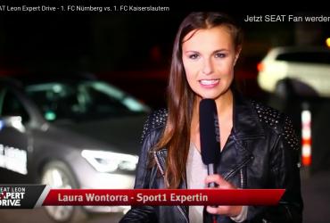 Seat Leon Expert Talk mit Laura Wontorra