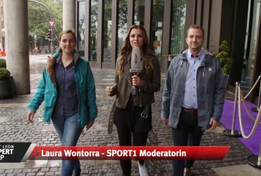 Seat Leon Expert Tip mit Laura Wontorra