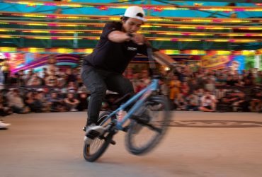 BMX Cologne – Flatland World Circuit