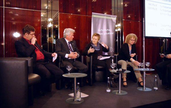 Podiumsdiskussion mit Renate Künast