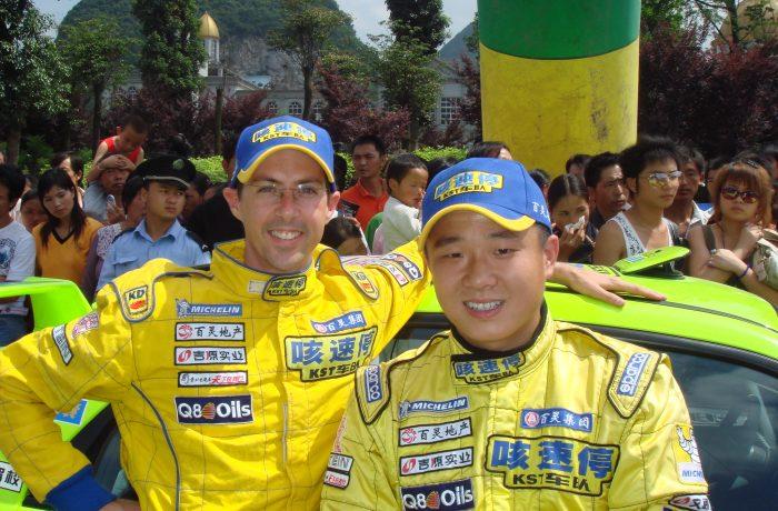 Liu Cao Dong – Chinesischer Rallyemeister