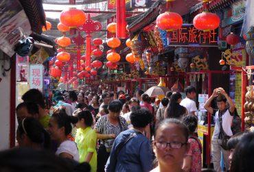 Streifzug Peking